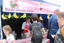 Gastrofestival v Areálu jízdy králů v Kunovicích, 12. června 2021