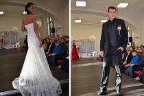 Na Panském dvoře v Kunovicích se v neděli konal první ročník Slovácké svatební show 2013.