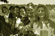 Židovské folklórní písně zapěje o Slavnostech vína kapela Simcha