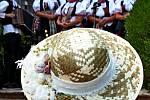 Festivalu česneku na zámku v Buchlovicích. Ilustrační foto.
