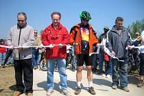 Cyklostezka St. Město - Kostelany - Nedakonice je otevřená pro veřejnost.