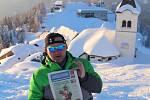 Tarvisio - nejbližší lyžování vItálii.