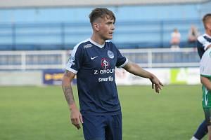 Stoper Slovácka Michal Suchý odmítl Třinec a pomáhá juniorce ve třetí lize.
