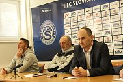 1.FC Slovácko před startem jarní části I. ligy.Foto: Stanislav Dufka