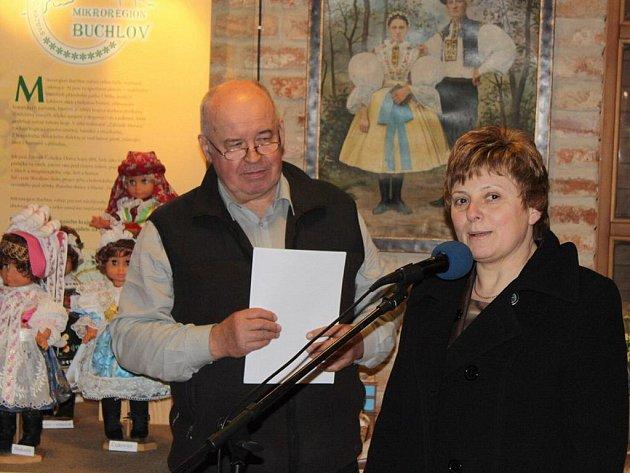 O vodách ze Soblahova a okolí pohovořila první žena obce Eva Ďuďáková.