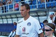 1. FC Slovácko. Na snímku Josef Divíšek.