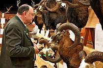 Na chovatelské přehlídce bylo k vidění 1042 trofejí vloni ulovené zvěře v okrese Uherské Hradiště.