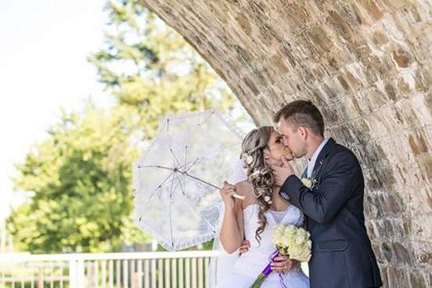 Soutěžní svatební pár číslo 205 - Iva a David Zdráhalovi, Grygov