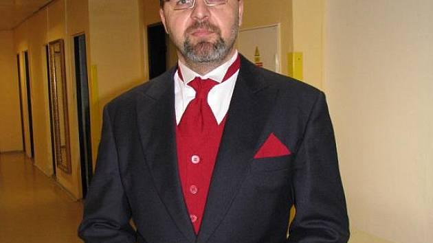 Tomáše Horvátha znají v Hradišti snad všichni středoškoláci.