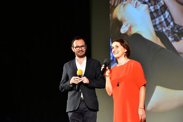 Oficiální zahájení Letní filmové školy 2018.
