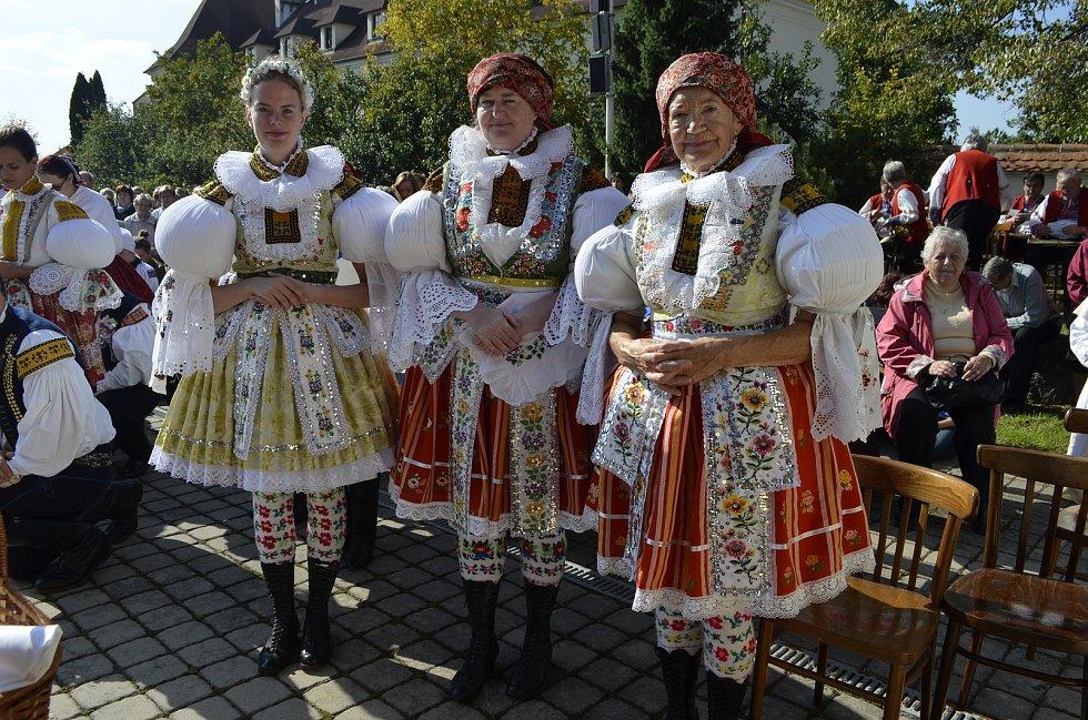 Růžencová pouť v Uherském Brodě