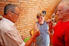 Polešovičtí vinaři otevřou svoje sklepy pro veřejnost