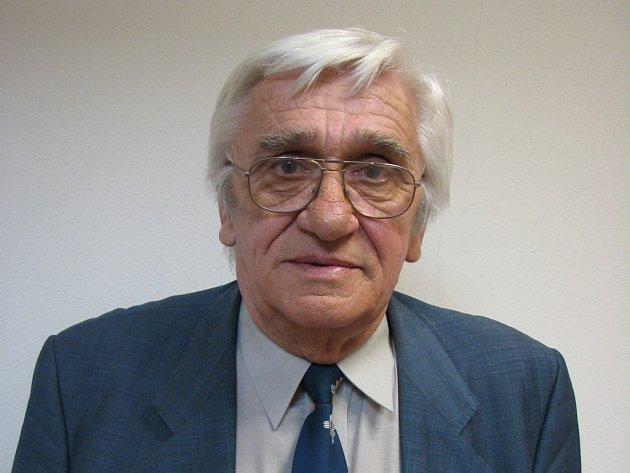 Předseda místní organizace Svazu tělesně postižených a Svazu postižených civilizačními chorobami Bohuslav Bilavčík.