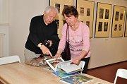 Galerii Slováckého muzea oživila působivá inspirace přírodou