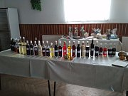 VKudlovicích uspořádali zahrádkáři 2. ročník Koštu štrúdlů a likérů.