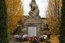 U památníku padlých v I. světové válce bude v sobotu odhalena pamětní deska generálu Králíčkovi.
