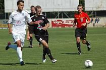 1. FC Slovácko B vs. HFK Olomouc. Ilustrační foto