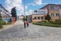 Společnost Colorlak. Ilustrační foto