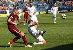 30. kolo ePojisteni.cz ligy: 1. FC Slovácko - AC Sparta Praha