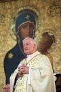 NÁRODNÍ POUŤ VELEHRAD 2017 Slavnostní poutní MšeJ. Em. Marc kardinal Ohellet