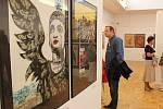 V hlavní budově Slováckého muzea v Uherském Hradišti se koná výstava Konfrontace (22. 7.–9. 9. 2012), která představuje polskou a československou plakátovou školu.