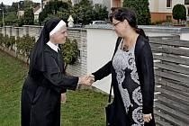 Ministryně práce a sociálních věcí navštívila Velehrad