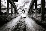 Výstava Svatební fotografie 4x jinak . Turistické centrum Velehrad. Foto: Ludvík Daněk
