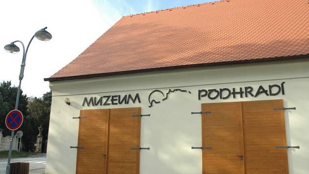 Muzeum Podhradí v Buchlovicích.