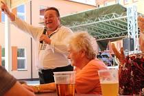 5. ročník Pivních slavností v Záhorovicích