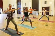 ilustrační foto joga