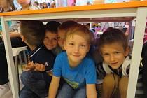 Základní škola v Kunovicích přes prázdniny zrekonstruovala školní jídelnu.