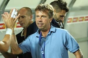Známý trenér Jiří Dekař (na snímku) ve Slovácku působil dlouhých šestnáct let. V příští sezoně povede třetiligový Hodonín. Foto: