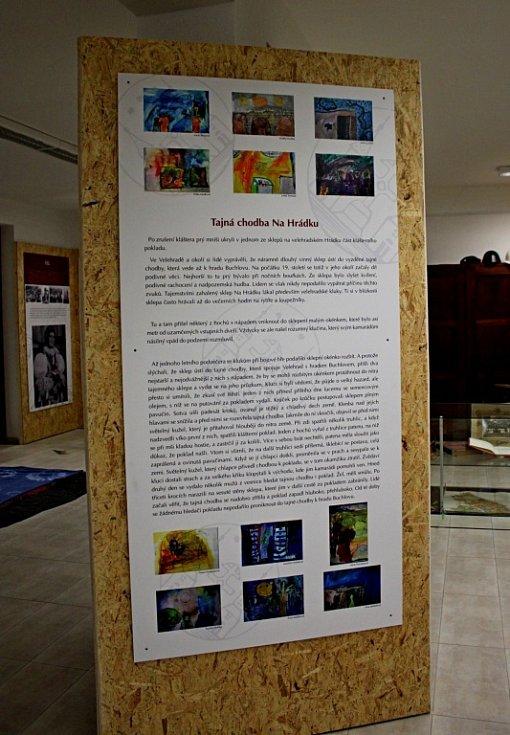 VTuristickém centru Velehrad bude kvidění až do konce roku 2017 výstava s názvem U nás na Velehradě aneb Jak se žilo před léty.