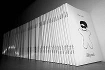 BÁSNICKÉ sbírky Chlípnost Filipa Koryty už se prodalo přes 150 kusů.