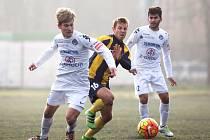 Dorostenecká liga: Opava U19 – 1. FC Slovácko U19 1:2 PK (1:1).