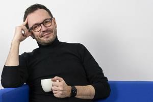 Josef Kubáník v Českém rozhlasu Zlín Na pohovce.