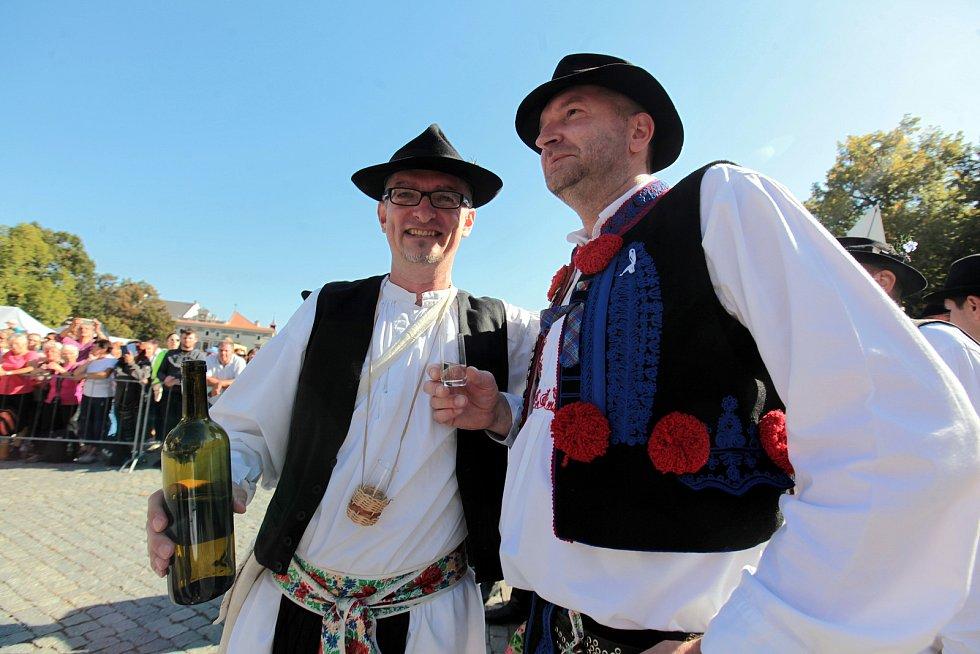 Slováckých slavnosti vína a otevřených památek 2021 Uherské Hradiště