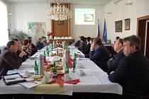 Stežejním tématem hejtmanského dne v Kunovicích byla dopravní situace ve městě.