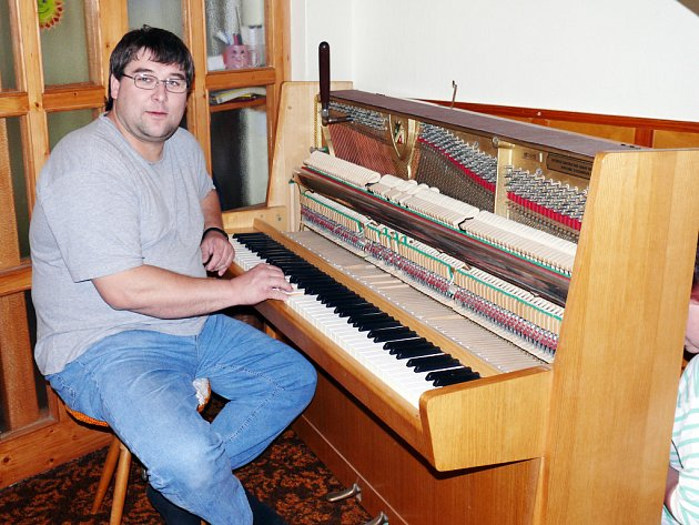 Radek Charvát z Bojkovic podniká ve svém oboru už jedenáct let.