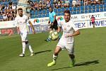 Zkušený záložník Slovácka Jan Navrátil odehrál v lize 245 zápasů a vstřelil 29 branek. Na třicátou trefu čeká už víc než rok.