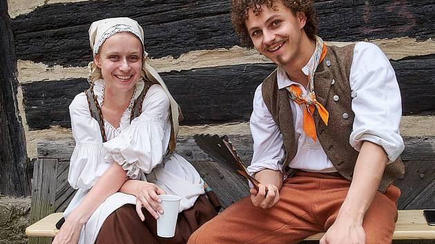 V uplynulých dnech vstoupila do kin nová pohádka Zdeňka Trošky Čertoviny. Jednu z hlavních rolí ztvárnila bývalá herečka Slováckého divadla Andrea Hoffmannová.
