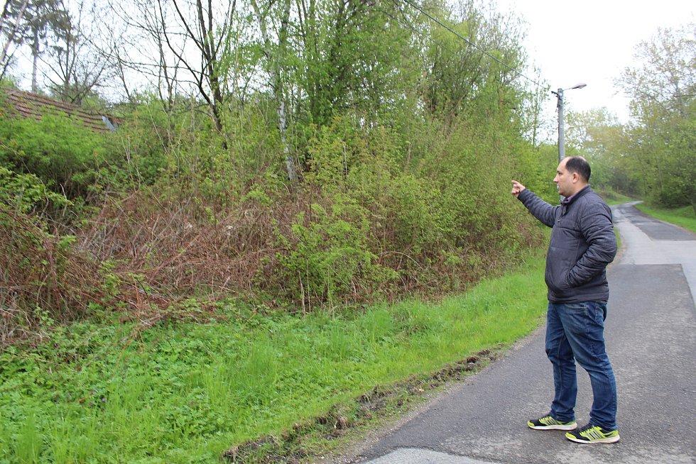 Maršov v květnu 2017, tedy půl století po osudném sesuvu půdy. Petr Gabriel.