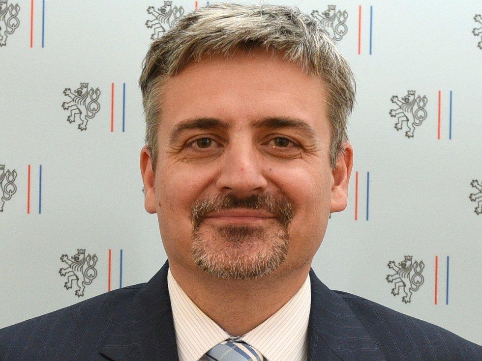 Velvyslanec ve Vatikánu Václav Kolaja.