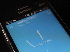 Mobilní aplikace SmogAlarm nabízí data z několika měřících stanic i ve Zlínském kraji.