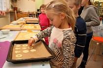 Další zajímavou akci pro malé Zvídálky připravili na nedělní odpoledne zaměstnanci Slováckého muzea.
