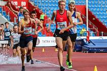 Atleti Slovácké Slavie má dva dorostenecké a jednoho juniorského mistra republiky