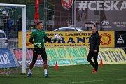 Fotbal Ústí nad Labem - Slovácko