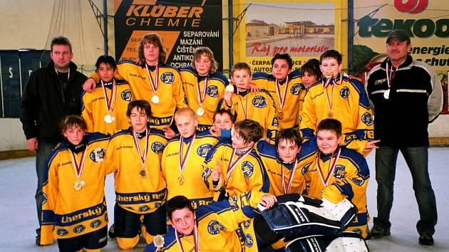 Mladší žáci HC Uherský Brod nenašli v letošní sezoně přemožitele.