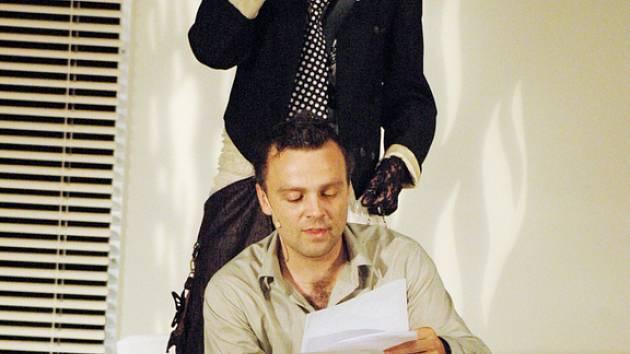 Tomáš Šulaj a Pavlína Vašková.