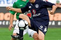 Petr Švancara by do jara rád vlétl v podobné formě jako podzim, kdy sázel jeden gól za druhým.